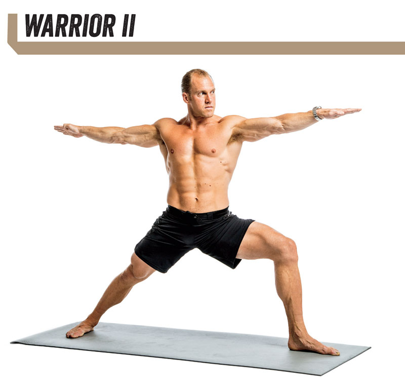 "How Satvana Yoga, or ""Warrior Yoga"", Benefits CrossFit Athletes"